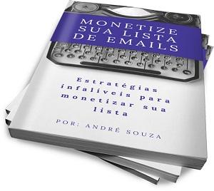 E-Book Monetize Sua Lista de E-mail
